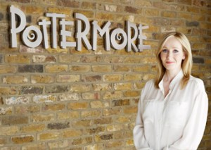 Granted, if I were into Harry Potter, I'd probably freaking LOVE Pottermore. -- Danielle