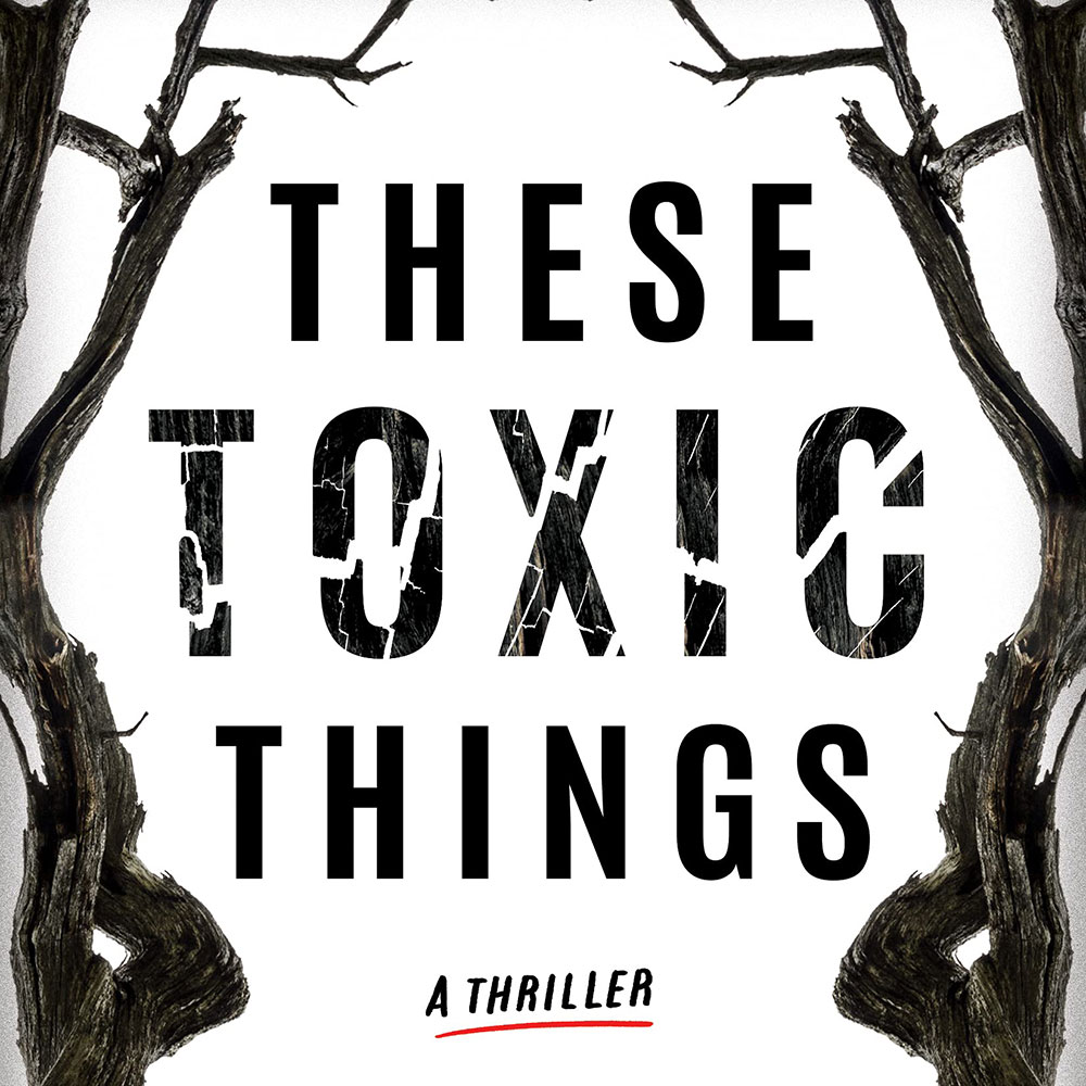 cover of these toxic things